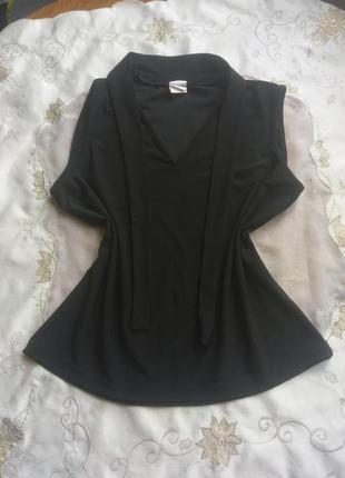 Майка чокер блуза