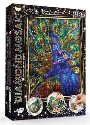 Алмазная живопись  diamond mosaic danko toys dm-02-03