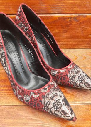 Солідні туфельки-лодочки  m&s collection insolia 5
