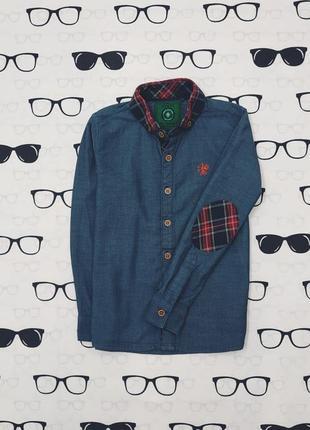 Оксфордская рубашка next