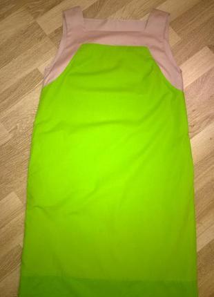 Платье-шифт bottega veneta ,оригинал