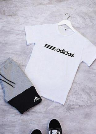 Летний комплект шорты+футболка