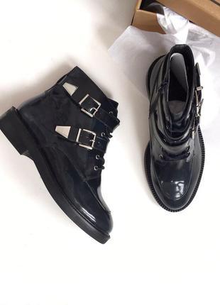 Крутые новые кожаные ботинки asos