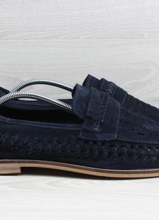 Летние мужские туфли silver street london, размер 46