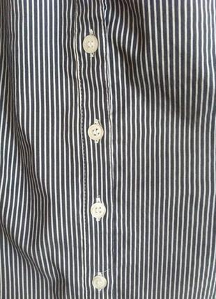 Рубашка в полоску, батник от h&m