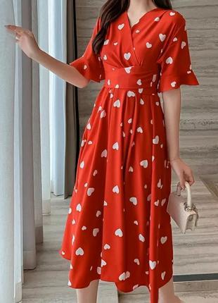 Сукня плаття платье шифонове
