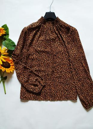 Красивая легкая блуза