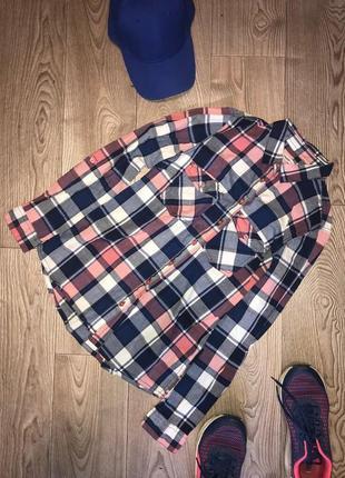 Рубашка. р.s. cropp.
