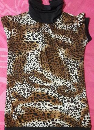 Блуза для роковой леди