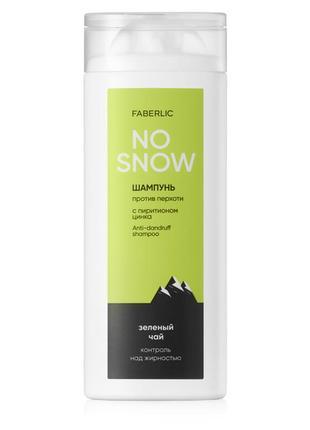 Шампунь против перхоти «контроль над жирностью» no snow