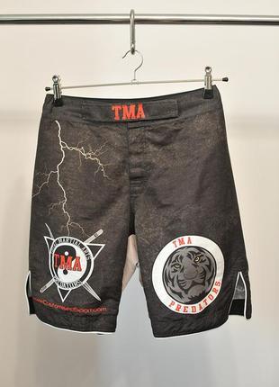 Шорти шорты для тайського боксу муай тай кікбоксинг mma - m - 32