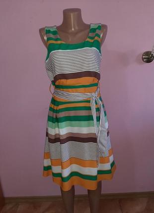 Брендовое платьеце
