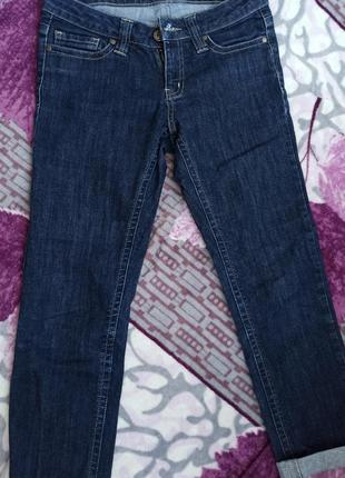 Джинсы house, темные джинсы