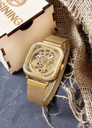 Таких крутих годинників ми давно не бачили,зацініть і ви новинку від⌚️ #forsining