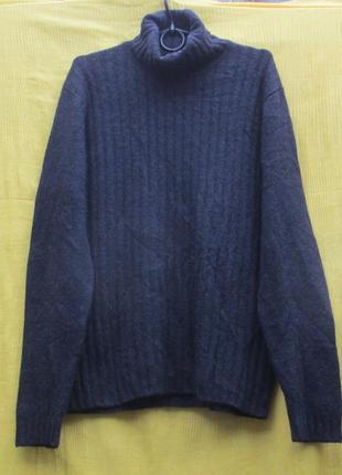 Кашемировый свитер универсальный, большой