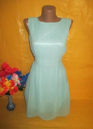 Очень красивое женское платье tenki (тенки) рр 10 грудь 43 см !!!!!!!