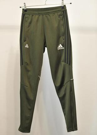 Спортивні завужені штани спортивки adidas - xs