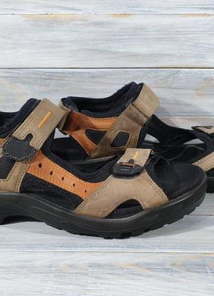 Ecco offroad receptor оригинальные сандали орігінальні сандалі
