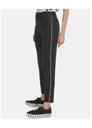 Фирменные брюки штаны льняные dkny