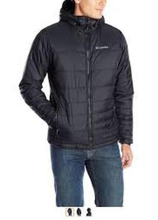 "Зимняя мужская куртка columbia ""omni-heat"