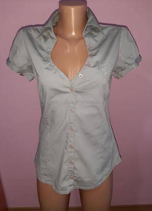 Брендовая нарядная рубашка