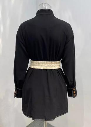 Необычное платье - пиджак