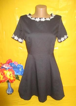 Очень красивое женское платье грудь 44 см ax paris (эй-икс парис) рр 10 !!!!!!