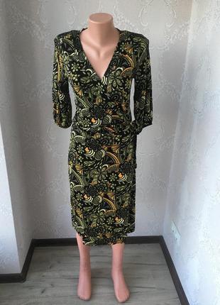 Платье от h&m на запах