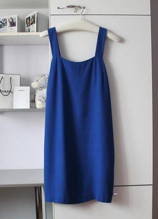 Синее платье от & other stories