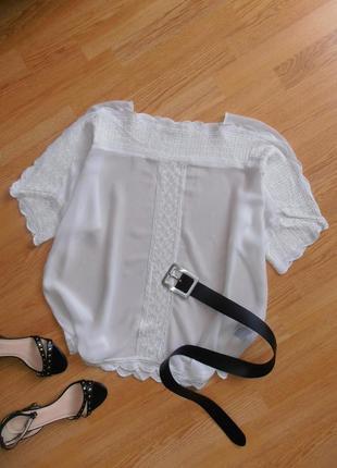 Нежная блуза isabel marant