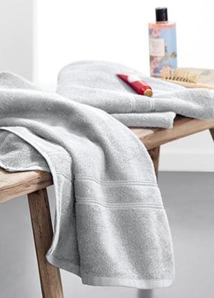 Махровое полотенце хлопок tchibo германия