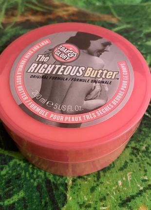 Увлажняющий баттер {масло} для тела от soap & glory, англия