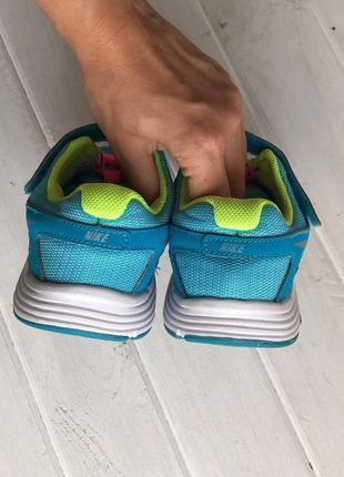 Детские кроссовки nike №10303 фото