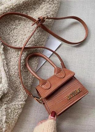 Мини сумка микросумка