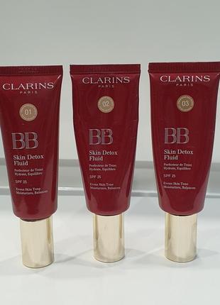 Bb-флюид с эффектом детокса, clarins