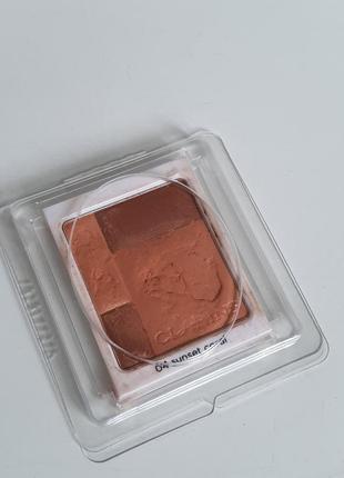 Компактные румяна blush prodige от clarins