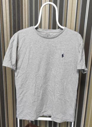Мужская базовая футболка polo ralph lauren