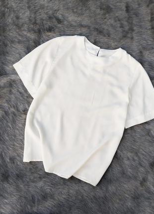 Блуза топ кофточка оттенка айвори