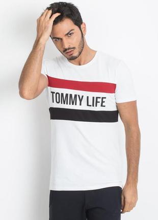 Мужская футболка tommy life