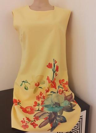 Легкое, красивое, летнее платье