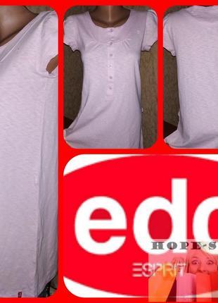 Домашнее платье -футболка,пляжное платье,ночная рубашка,сорочка 40/48