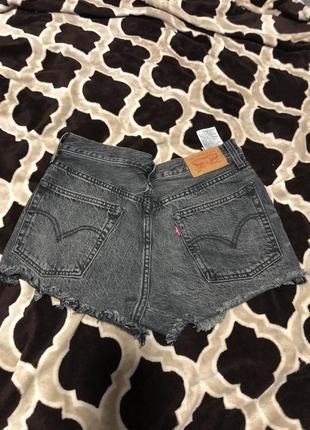 Шорты джинсовые levi's 501