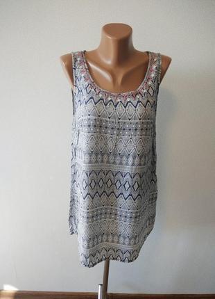 Блуза - туничка - платье орнаменты и вышивка / большая распродажа!