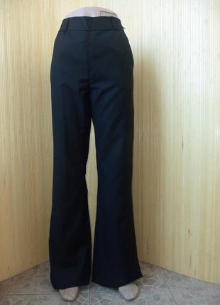 Стройные брюки из тонкого хлопка only