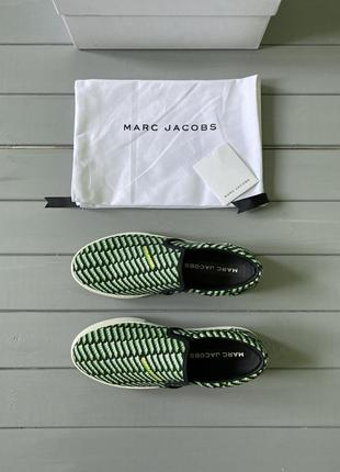 Кеды, слипоны marc jackobs love