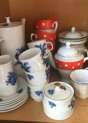 Полная ликвидавия 🔥винтаж сервиз чайный набор
