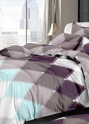 Набор постельного белья «ромбы»