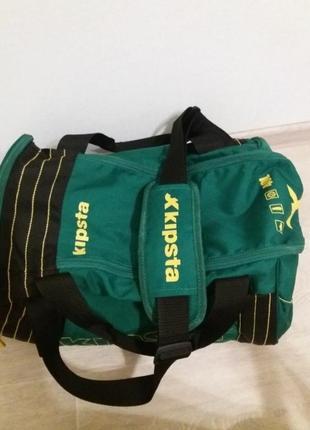 Футбольная фирменная сумка kipsta