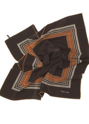Шелковый  винтажный платок  tristano onofri /4181/