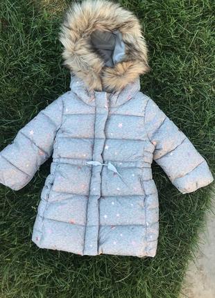 Новая зимняя курточка, пальто, пуховик